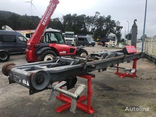 крюковой погрузчик /Hooklift Amplirrol Mofil 25 tons