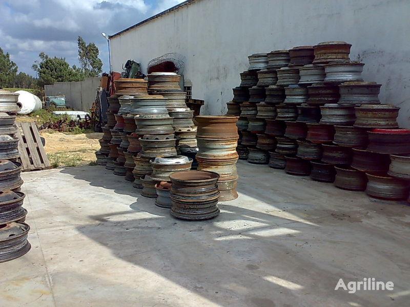 грузовой диск колесный TUBLESS 22,5