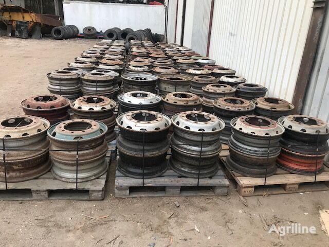 грузовой диск колесный Truck wheels