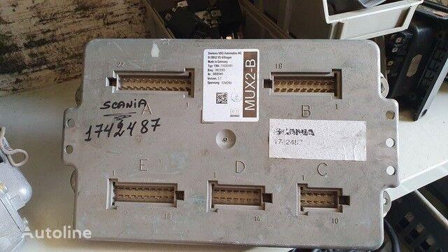 блок управления Siemens VDO ECU 1364.21020101 MUX2-B для грузовика