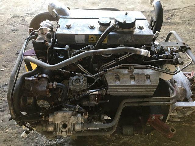 двигатель PERKINS 1000 /1004 Turbo для экскаватора-погрузчика