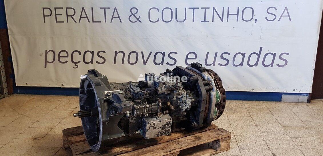 КПП ZF 8S180 Gearbox 81320036212 8S180 Ecomid Getriebe 1304054269 для грузовика