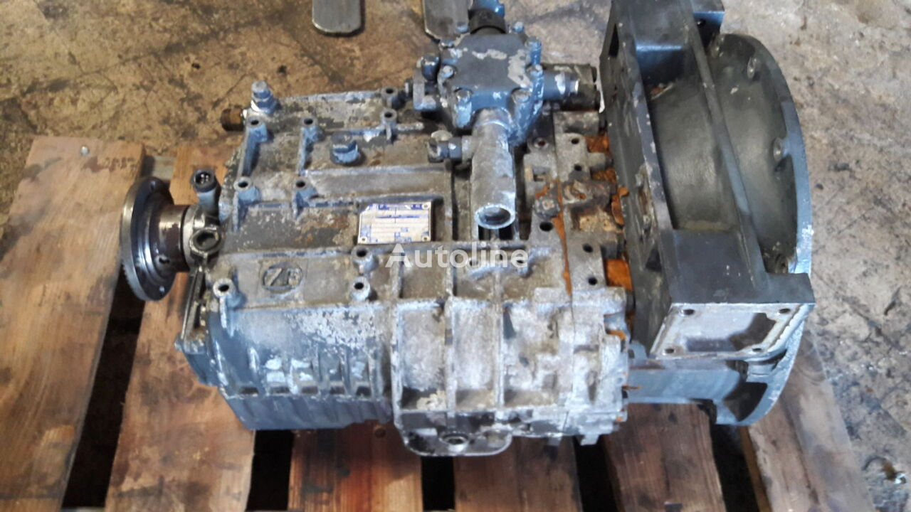 КПП ZF S 6.36/2 для грузовика MAN